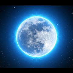 Süper Mavi Ay'ın Burçlara Göre Etkileri
