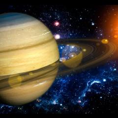 Satürn Güneş Üçgeni