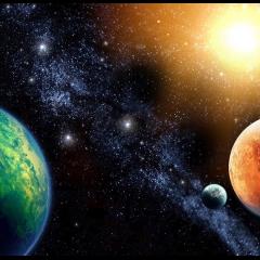 Güneş Plüton Karesi