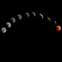 Ay Kova Burcuna Geçiş Yapıyor