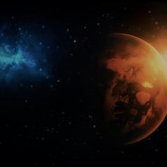 Satürn ile Vesta Altıgeni