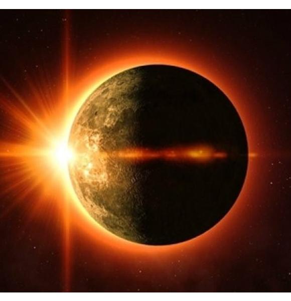 Yengeç Burcunda Güneş Tutulması 030719