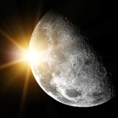 Ay ve Güneş Üçgeni
