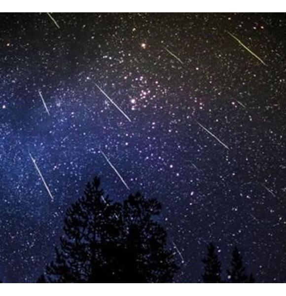 Perseid Meteor Yağmuru ve Etkileri 130819