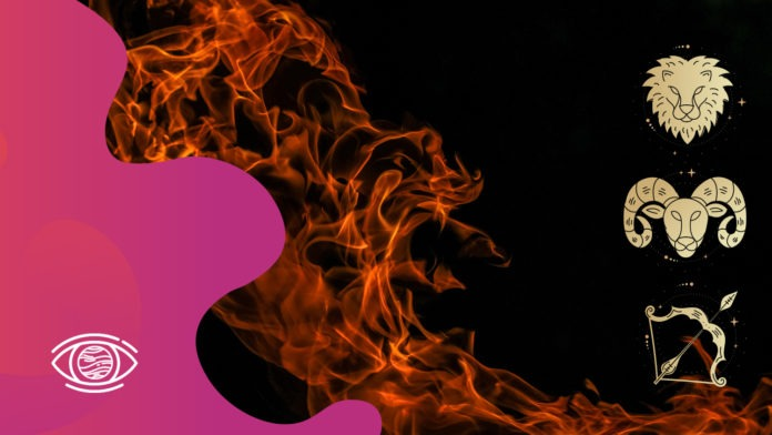Ateş Grubu Burçları